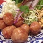 jasumintai - サイクロークイサーン(タイ東北地方のソーセージ)