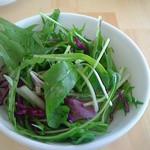 Aozorakafedainingu - セットのサラダ