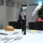 マスドラヴァンド - パンとナイフ