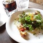 マーレマーレ - 2014年4月 パスタランチの前菜