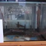 クロマグロ専門工房 鮪斗 - イカや海老も売っています