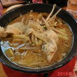 神戸ちぇりー亭 - ド根性醤油らぁめん \700