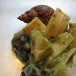 無味乃美味 宗佐 - 筍と貝