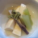 無味乃美味 宗佐 - 筍の煮物