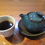 無味乃美味 宗佐 - ほうじ茶?