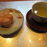 無味乃美味 宗佐 - デザート×日本茶