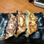 麺屋 正元 - ハーフ餃子セット