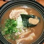 麺屋 正元 - 正元ラーメン