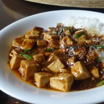 盛旺 - 料理写真:マーボー豆腐丼