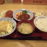美濃加茂食堂 - ある日のチョイス