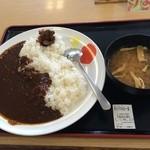 松屋 - 料理写真:オリジナルカレー並330円