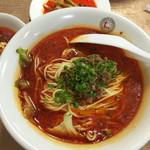 中国大明火鍋城 - 担々麺