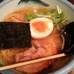 AFURI - 柚子塩らー麺 (980円)