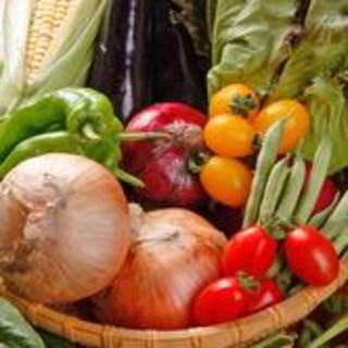 神戸市内や淡路島の有機栽培農家で大切に育てられた有機野菜