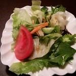 ステーキハウスニューテキサス - 一般サラダ