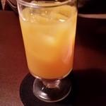 ステーキハウスニューテキサス - 息子のオレンジジュース
