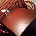 ステーキハウスニューテキサス - 我々のテーブル