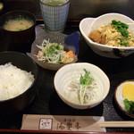 酒樂亭 - 料理写真:日替り定食