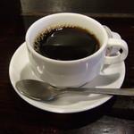 酒樂亭 - 食後のコーヒー