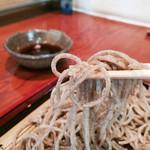 芭蕉庵 - あらびき1030円