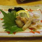 37687749 - ミル貝の味噌漬け