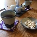 37690014 - お茶とぽん菓子