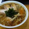 ラーメンつじ久 - 料理写真:チャーシューメン 750円