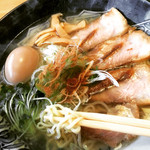 活麺 - 半熟煮玉子らぁめん780円。大好き‼︎