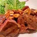 えん - 国産牛のステーキ