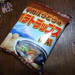 Dangouzakasabisuerianoborishoppingukona - 「ポテトチップス 甲府ほうとう味 山梨 小作」