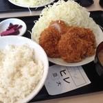 tonkatsuhamaya - ひれかつ定食