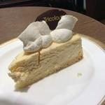銀座トリコロール - ベイクドチーズケーキ