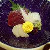 Nihonryourihiyoku - 料理写真:たちばなのお造り