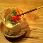 Genki-Dining 八百屋 - 八百屋御膳(4)デザート