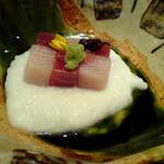 日本料理 ひよく - 彩膳のお造り