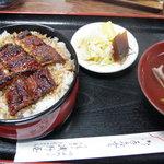 3770109 - 鰻丼(上)