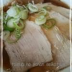 37700794 - 今日は津軽ラーメンのチャーシュー麺♪