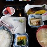 魚平食堂 - 銀だら西京焼 ¥1200