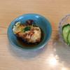 うなぎ金箱 - 料理写真:サービス玉子の素揚げ。