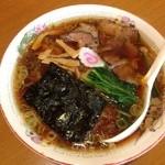 青島食堂 司菜 - 青島ラーメン。