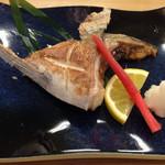 あさひ鮨 - カマ焼き