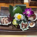 37703102 - 蛸刺身