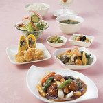 麒麟閣 - 料理写真:北京定食