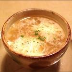プチット リュ - 鶏のブイヨンスープ