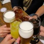 37707212 - 乾杯〜♪