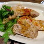 ベヂロカ - フランス産豚ロースのグリル〜おろし大根と玉ねぎのソース〜