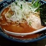 麺屋百式 - 『魚介豚骨ラーメン』¥780-