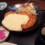 3771575 - 宮崎を思い出すぶち美味チキン南蛮膳!