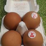とよんちのたまご - 王卵と温泉卵