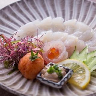 新鮮なお魚を使用した格安のお刺身がオススメ☆